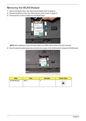 Acer aspire 3 user manual