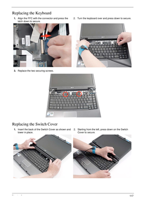 Acer keyboard user manual