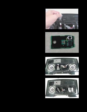 Bose Sounddock 1 Service Manual