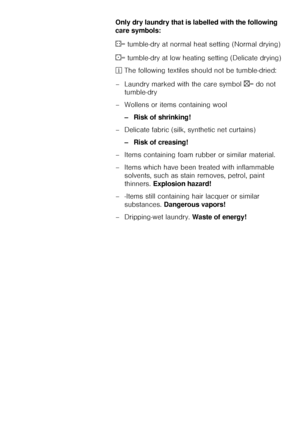 Bosch Wvd 24420 User Manual