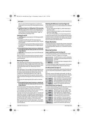 Bosch Glm 50 C Manual