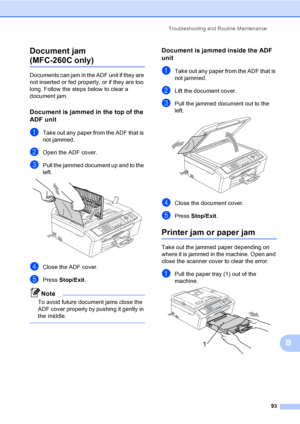 Brother MFC 235C User Manual