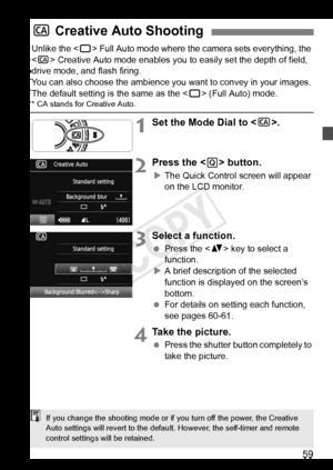 Canon 60d Remote Control Setting