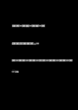 Casio Fx82tl Manual