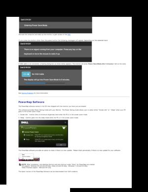 Dell E1912h Users Guide