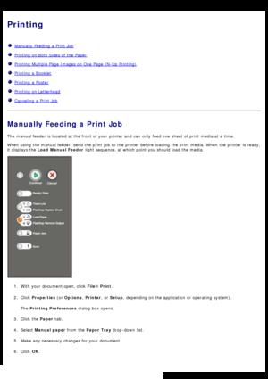 Dell 1720dn User Guide
