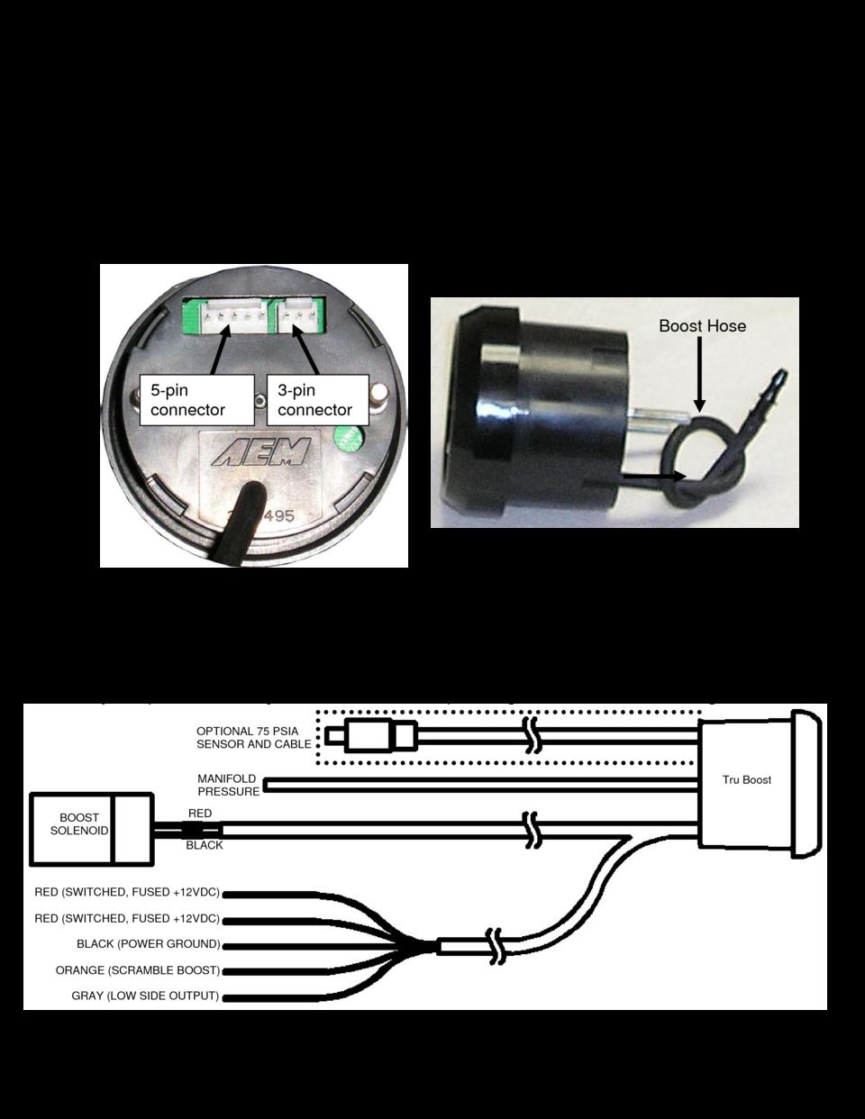 glowshift gauge wiring diagram glowshift gauge problems