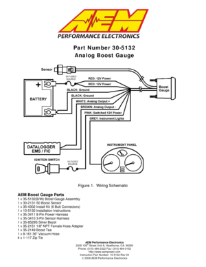 Auto Meter Fuel Pressure Gauge Wiring Diagram Free Download likewise Equus Tach Wiring Diagram additionally Aem Boost Gauge Wiring Diagram besides 1973 Vw Distributor Diagram also Cooling System Problemscheck Engine Lite On. on autometer air fuel gauge wiring diagram