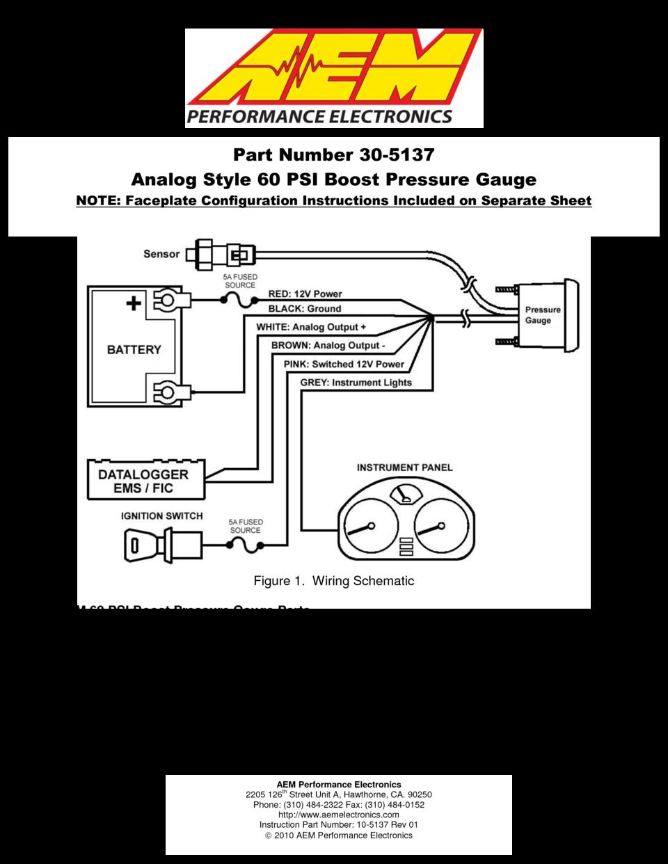 Aem Gauge Wiring Harness on Aem Fuel Rail