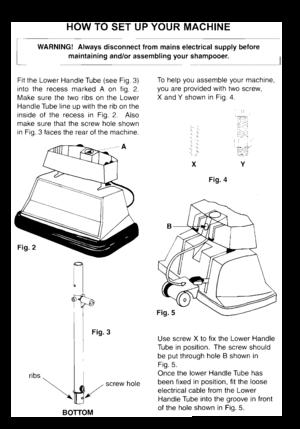 Electrolux 700slc-1 User Manual
