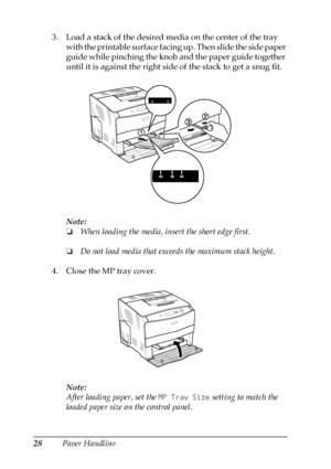 Epson AcuLaser C1100 User Manual