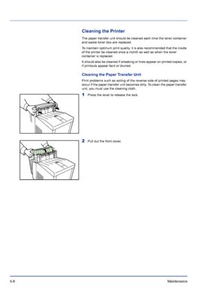 Kyocera FS C5400DN User Manual