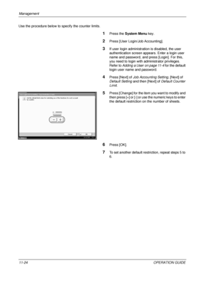 Kyocera TASKalfa 250ci User Manual