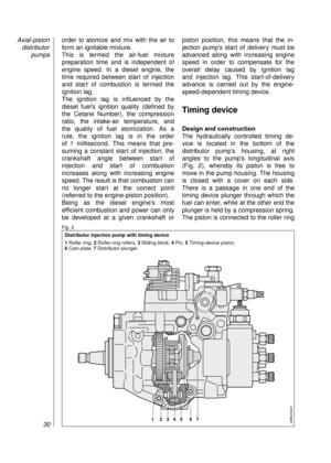 Land Rover Diesel Distributor Pumps Bosch Bosch Manual