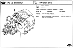 land rover defender parts catalogue with 15 on 1334919x Fuel Injection Pump New Supplier Bearmach in addition Pch117840 Hose Supplier Allmakes further Br0368 Spring Ring Supplier Bearmach besides 15 as well Bk0123 Timing Belt Kit 18 Free1man.