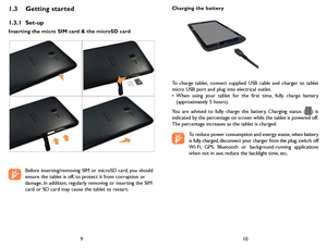 ALCATEL ONETOUCH PIXI 7 Tablet User Manual