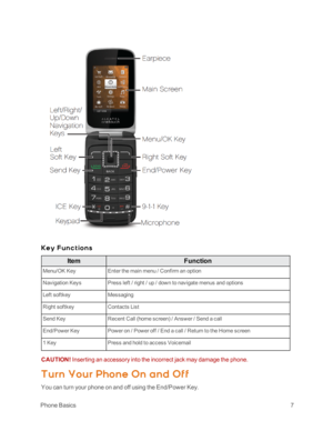 ALCATEL ONETOUCH FLING User Manual