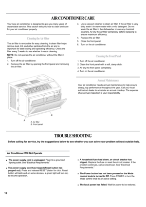 Haier Hwr05xcm-l Manual
