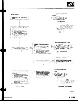 honda cr v 19997 2000 User Manual