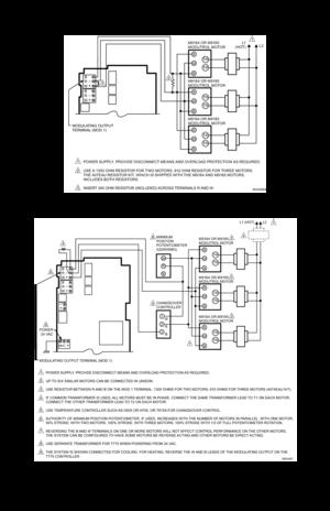 Honeywell T775abm Manual on