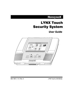 Honeywell l5100 installation manual & setup guide (rev 6) alarm grid.