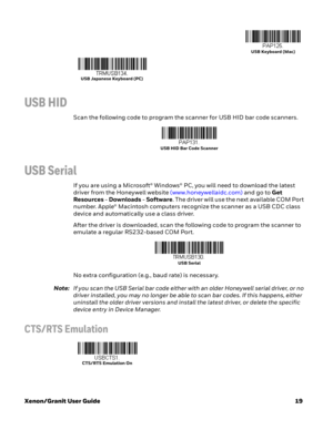 Honeywell 1900gsr 2 User Manual