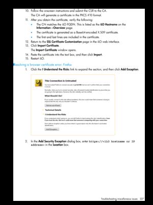 HP Ilo 4 User Guide