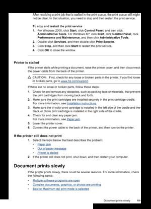 HP DeskJet D2460 User Manual