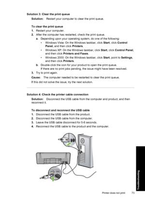 HP Deskjet D2563 User Manual