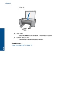 HP Deskjet F2420 User Manual