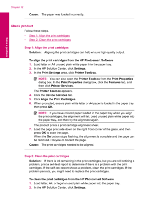 HP Photosmart C4783 User Manual