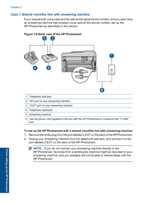 HP Photosmart Premium Fax C410 User Manual