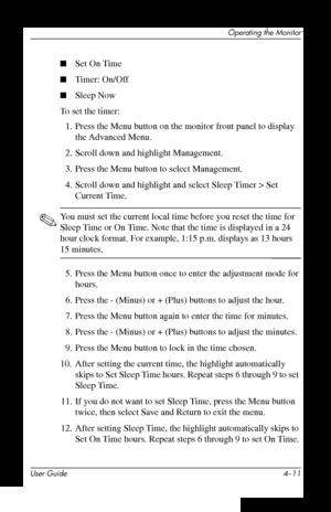 HP L1506 User Guide