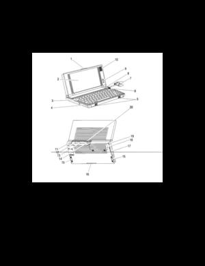 HP Omnibook 300 425 430 530 Service Manual
