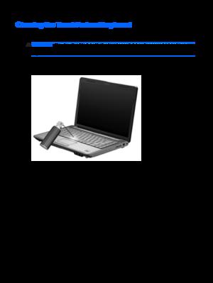 HP Pavilion Dv6 3200 Entertainment Notebook Pc Series Manual