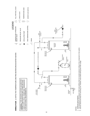 american water heater commercial gas nondampered water heaterpref erred piping diagram 2 the t