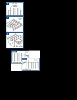 Amerimax Diamond Gutter Shield Installation User Manual