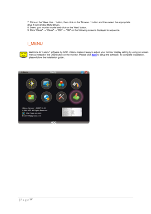 AOC 2236vwa User Manual