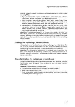 Lenovo G50 Manitenance Manual