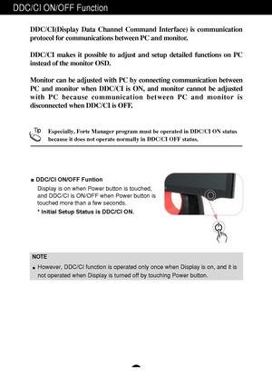 LG Flatron L1900j Users Guide