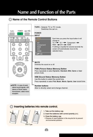 LG Flatron M197wa Owners Manual