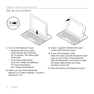 Logitech Ipad 3 Manual