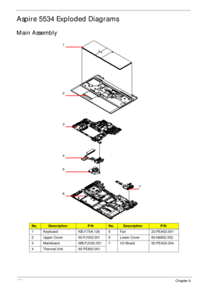 acer aspire 5534 service guide rh usermanuals tech Aspire 5534 Battery Acer Aspire 5534 Specs