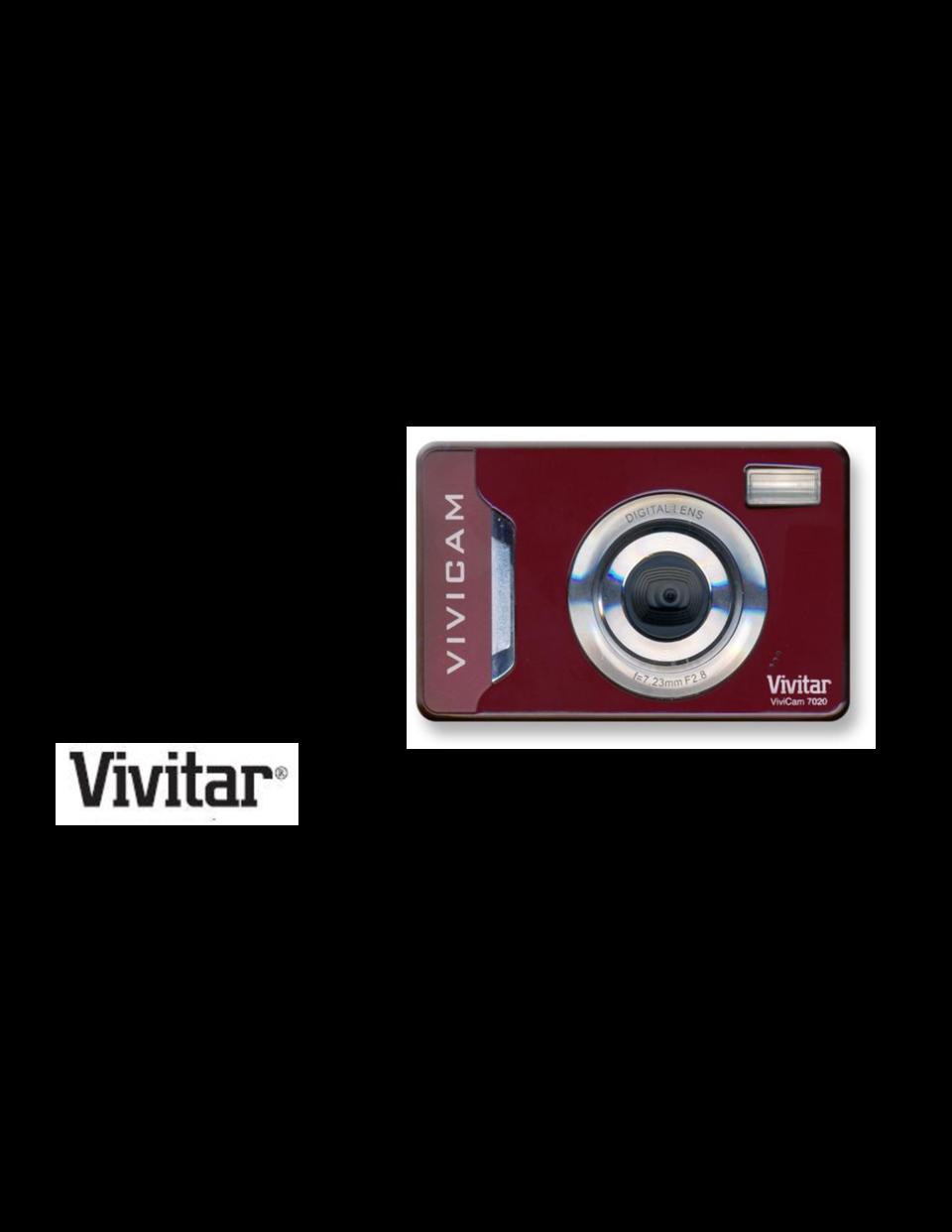 vivitar vivicam 7020 users manual rh usermanuals tech