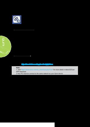 Vivitek Qumi Q6 User Manual