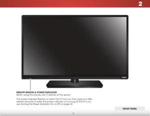 Vizio Television E320-B0 Specifications