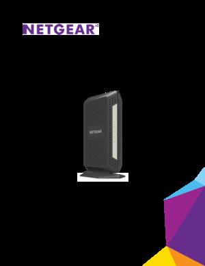 Netgear Cm1000 Ultra High Speed Cable Modem Docsis 3 1 Ready