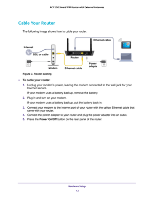Netgear R6220 Ac1200 Smart Wifi Router With External