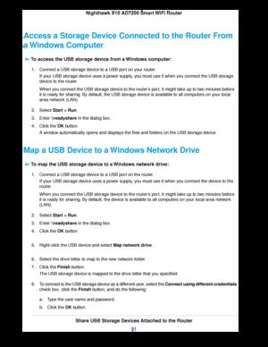 Netgear R9000 Nighthawk X10 Smart Wifi Router User Manual