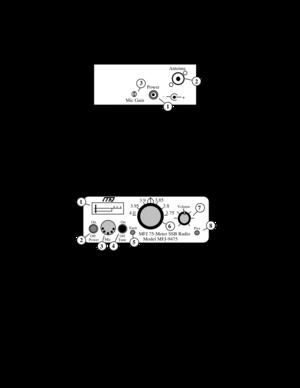 MFJ Enterprises 9475 Hf Transceiver Instruction Manual